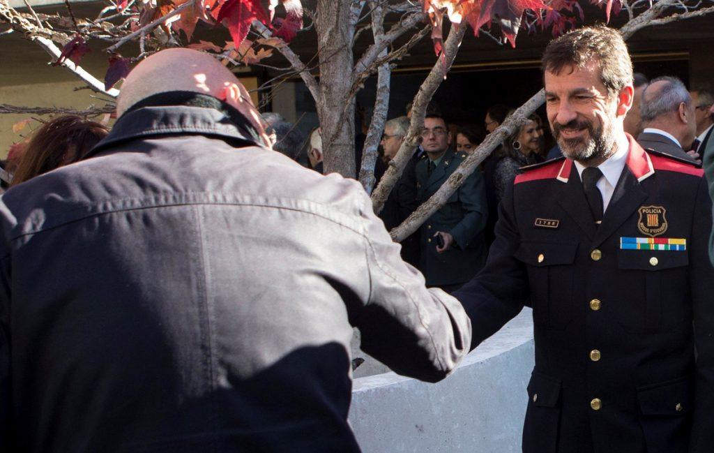 Ferran López y otros mandos de los mossos comparecen mañana en el Supremo