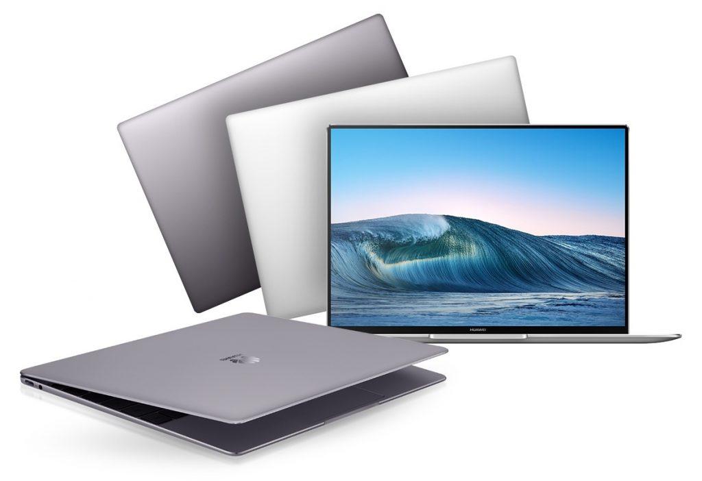 Huawei presenta el portátil MateBook X Pro, con pantalla FullView táctil y 'webcam' retráctil oculta en el teclado