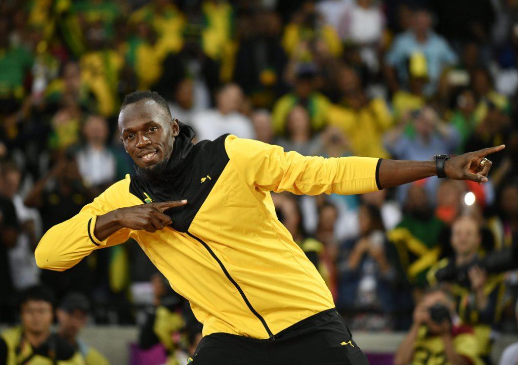 Usain Bolt anuncia que ha fichado por un equipo de fútbol