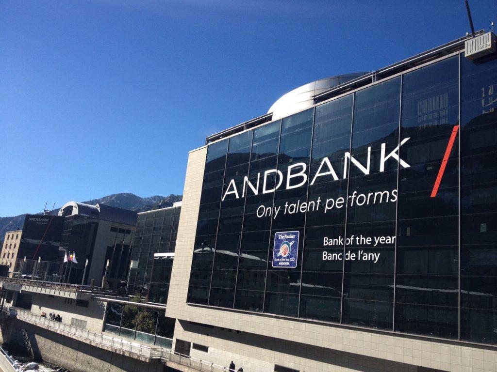Andbank España gana 5,72 millones en 2017, un 35,9% más