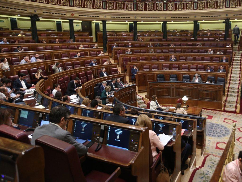 PP, PSOE, Podemos, Ciudadanos y PNV se unen para pedir un juicio justo para el dibujante ecuatoguineano Ramón Esono