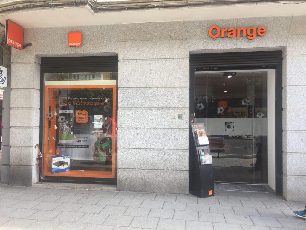 Un juzgado de A Coruña condena a Orange por la emisión de facturas «abusivas»