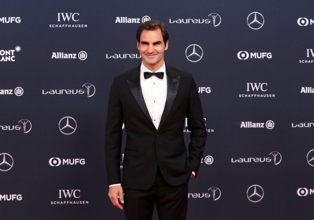 Federer: «Rafa también merecería estar aquí»