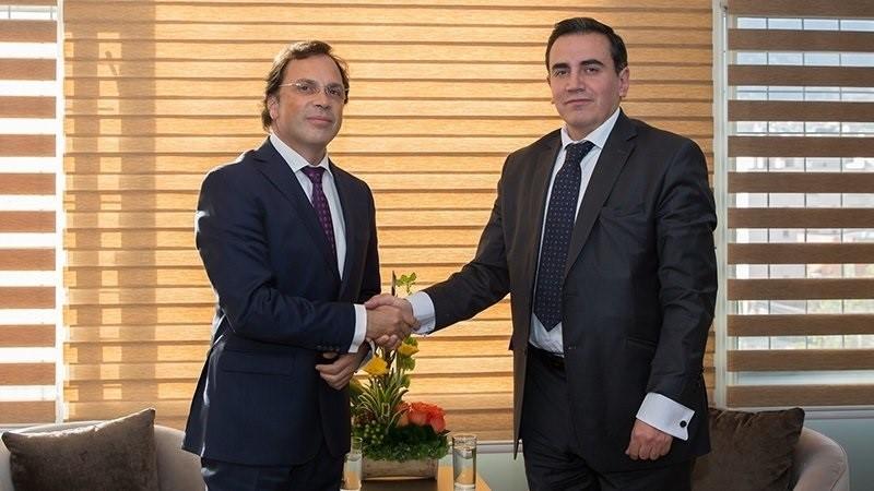 Argentina designa nuevo embajador en Ecuador tras el cese del anterior por un polémico comentario