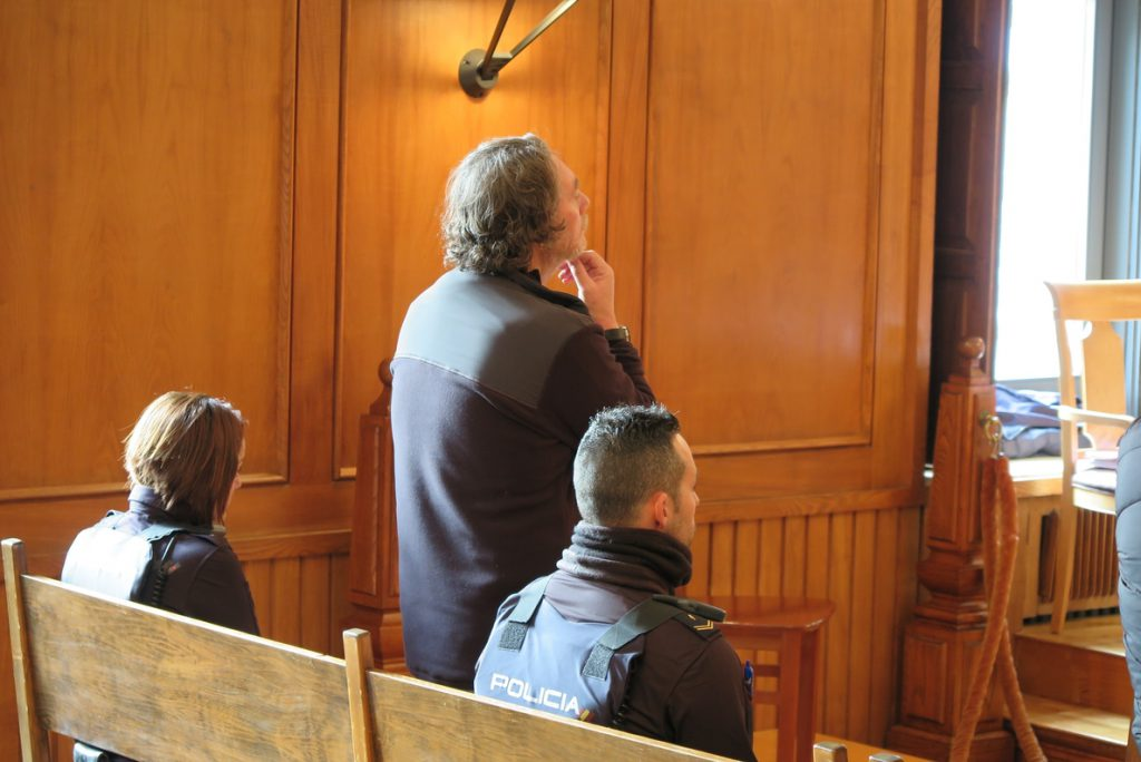 Sito Miñanco, que permanece en huelga de hambre, prevé responder en el juicio por blanqueo a todas las preguntas
