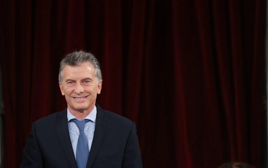 Macri abre el año legislativo con optimismo y dice que «ya pasó lo peor»