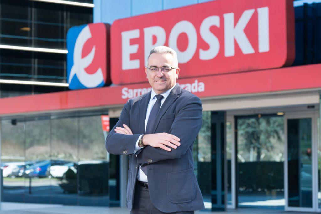 El director de operaciones de Eroski asume la presidencia del comité de logística de AECOC