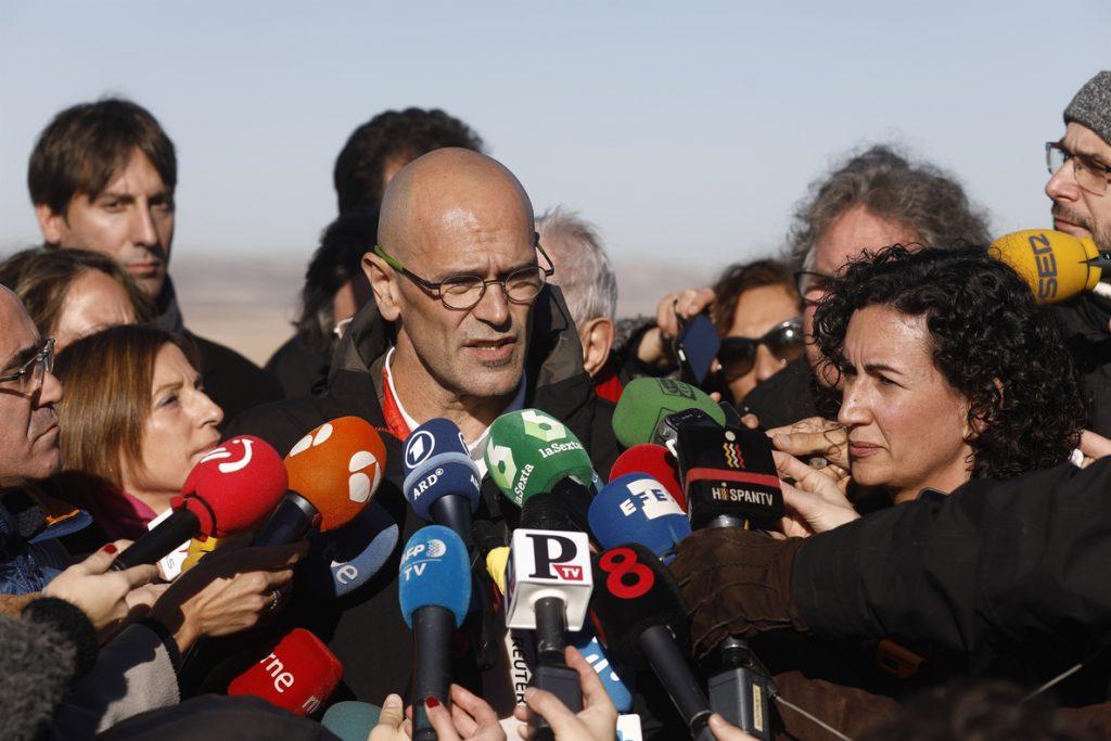 El Gobierno calcula que la Conselleria de Exteriors destinó casi 30 millones a internacionalizar el 'procés' en 2017