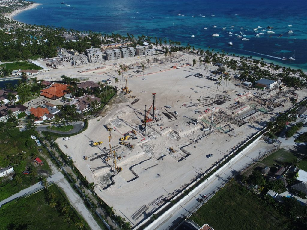 Lopesan destinará casi 330 millones a su nuevo 'resort' de 2.500 habitaciones en República Dominicana
