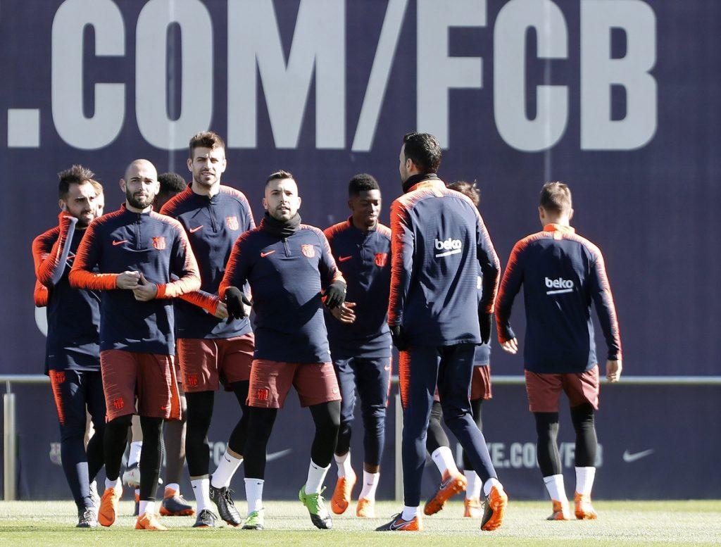 El Atlético desafía la Liga del Barcelona