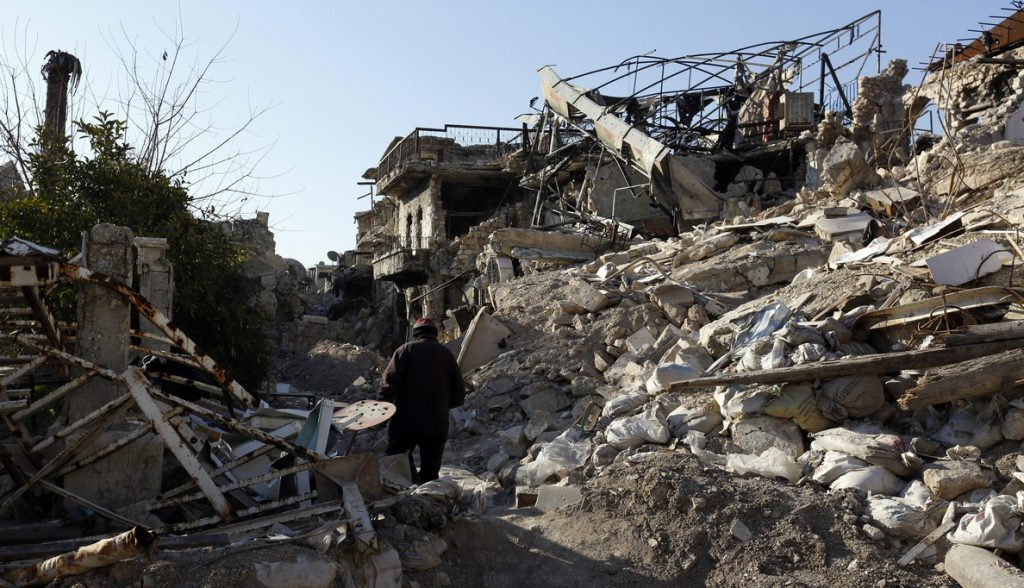 Mueren al menos 36 milicianos pro Asad en un bombardeo turco