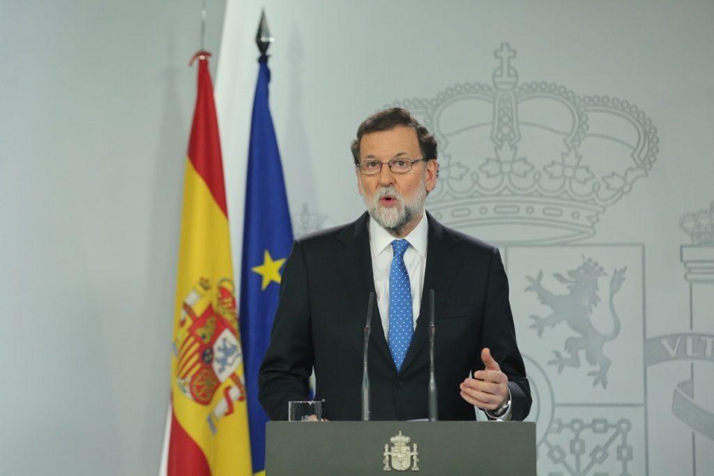 Rajoy rechaza lecciones del PSOE con las pensiones cuando dejó España «al borde de la quiebra»