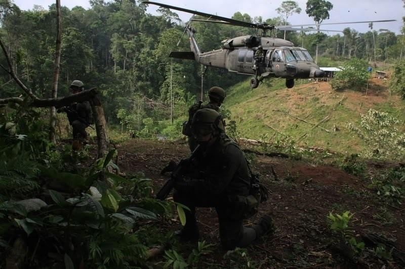 Dos policías muertos en el este de Colombia en un ataque guerrillero