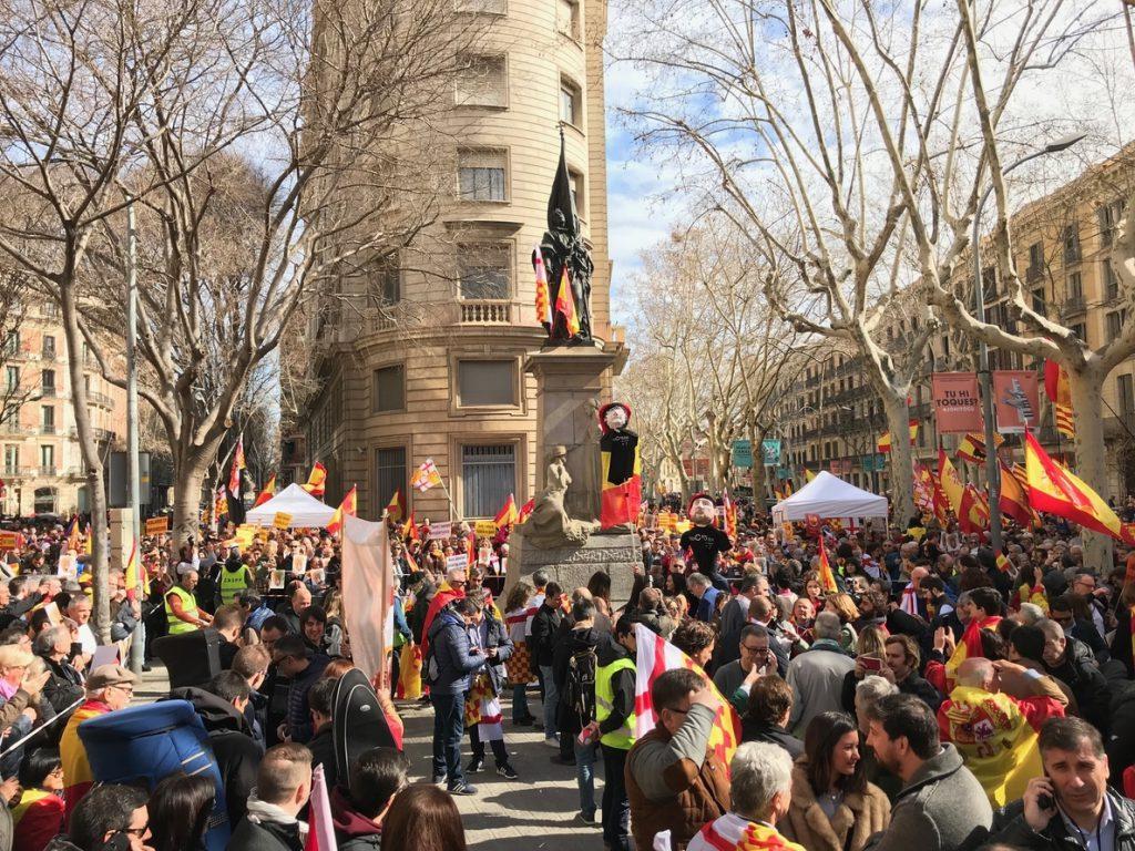 Martínez (Tabarnia): «Llegaremos tan lejos como el independentismo quiera llegar»