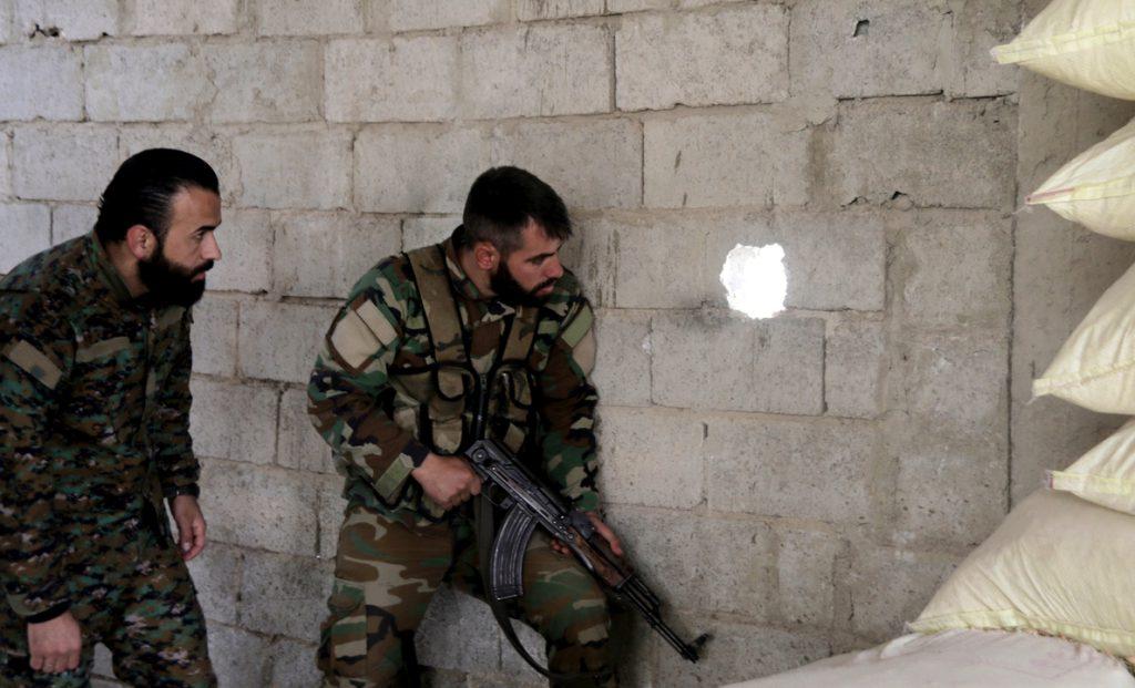 Damasco arrebata varias poblaciones a los rebeldes en Guta, según la agencia oficial