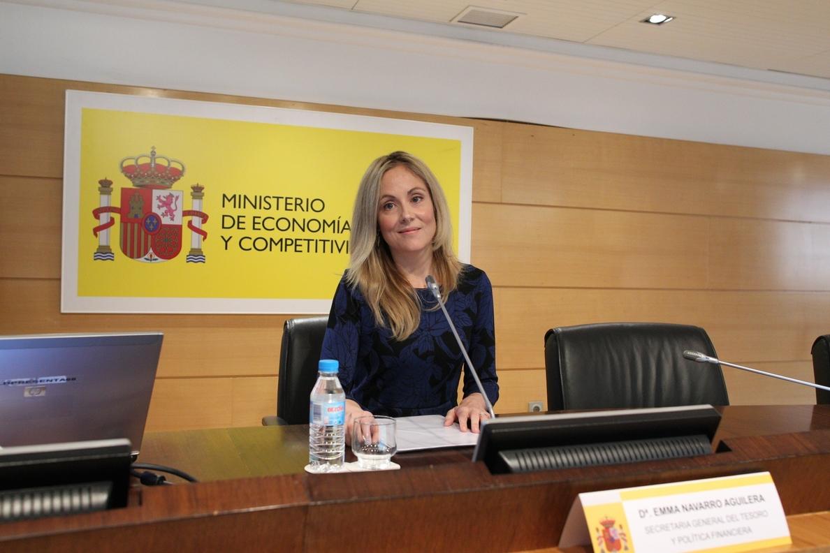 (Ampl 2) Emma Navarro reemplazará a Román Escolano en la vicepresidencia del BEI