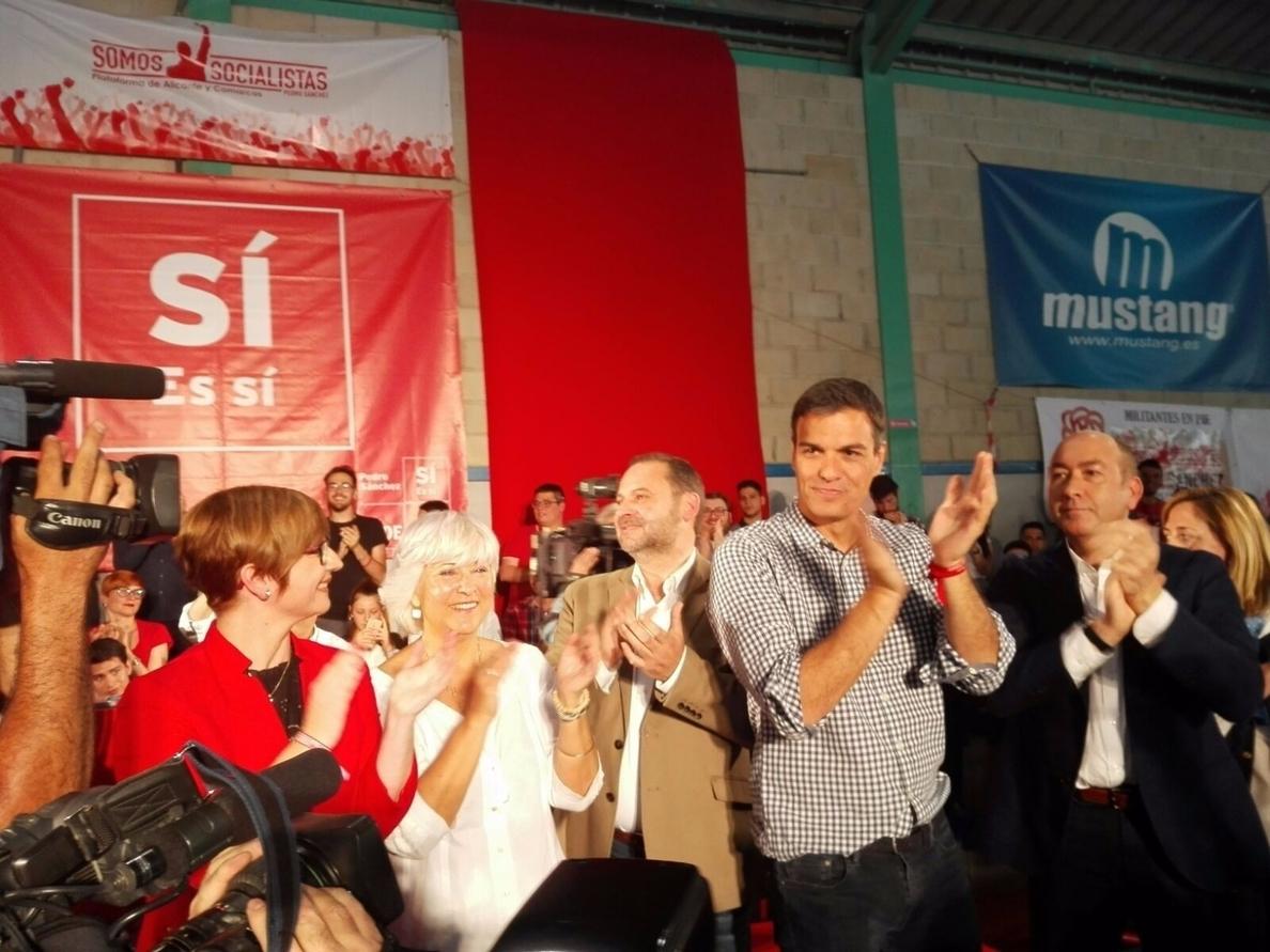 La Asociación que gestionó el »crowdfunding» para la campaña de Pedro Sánchez dice que fue legal