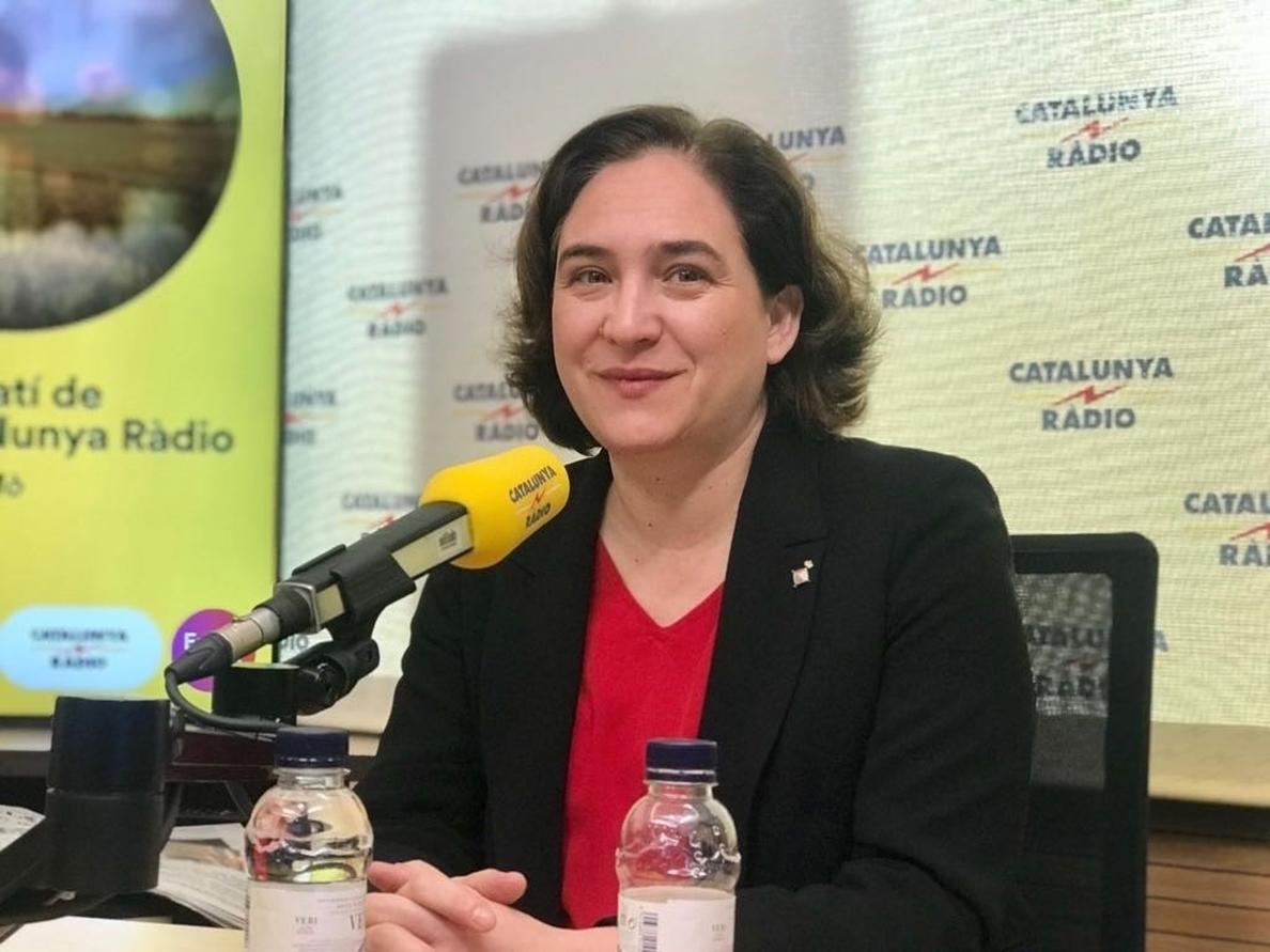 Colau pide un Govern y avisa de que otras elecciones suponen «muchos meses más de 155»