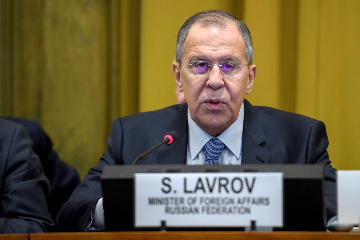 Lavrov dice que no hay hechos que demuestren implicación rusa en caso Skripal