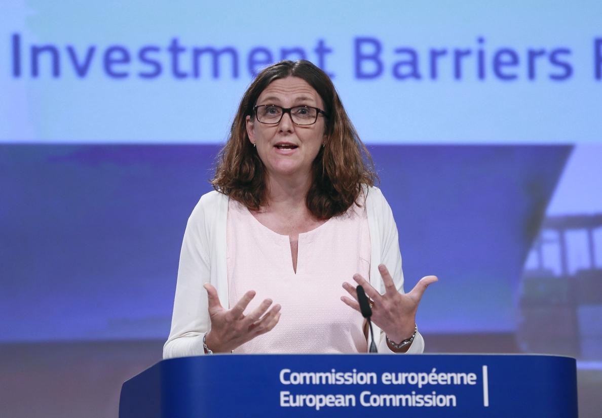 Malstöm considera que la UE debería ser excluida de los aranceles de EEUU