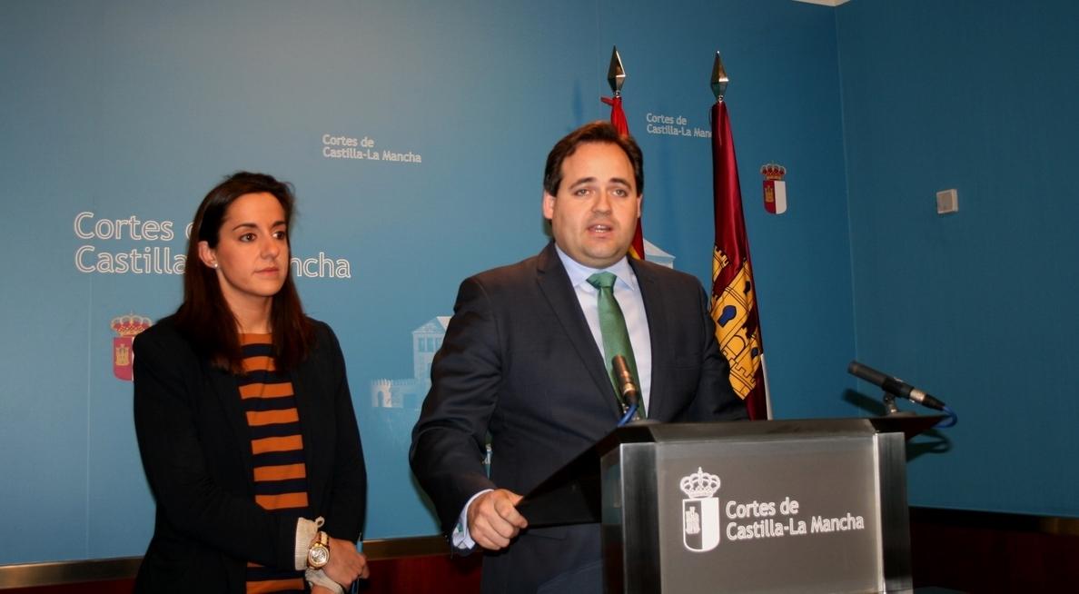 PP pedirá la comparecencia en las Cortes de Page para hablar sobre casos de cáncer relacionados con el amianto en Toledo