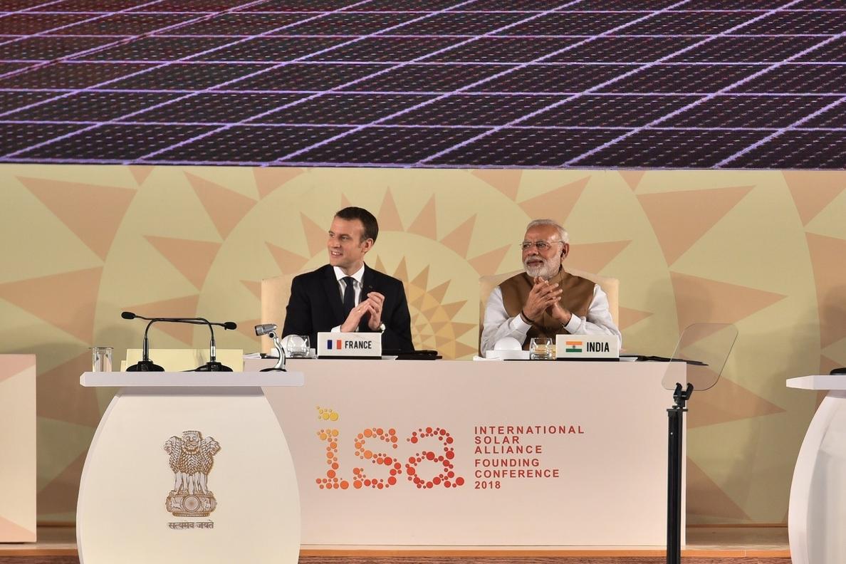 La Alianza Solar arranca en la India con 1.400 millones de dólares en ayudas