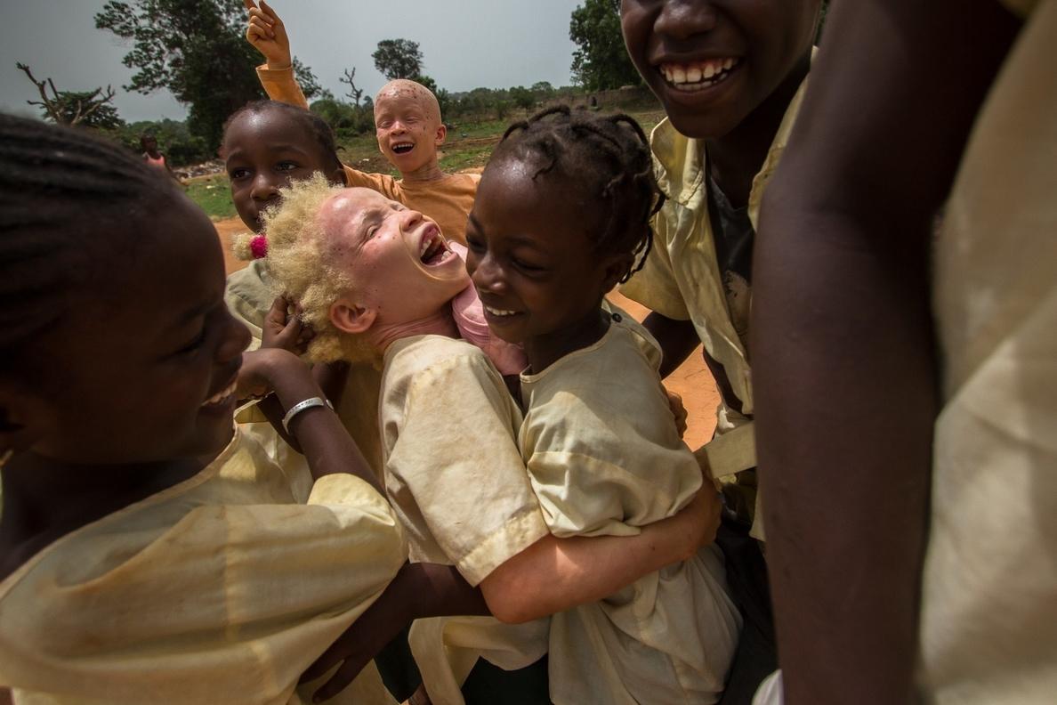 Humanity & Inclusion trabaja por una educación inclusiva para los niños con discapacidad
