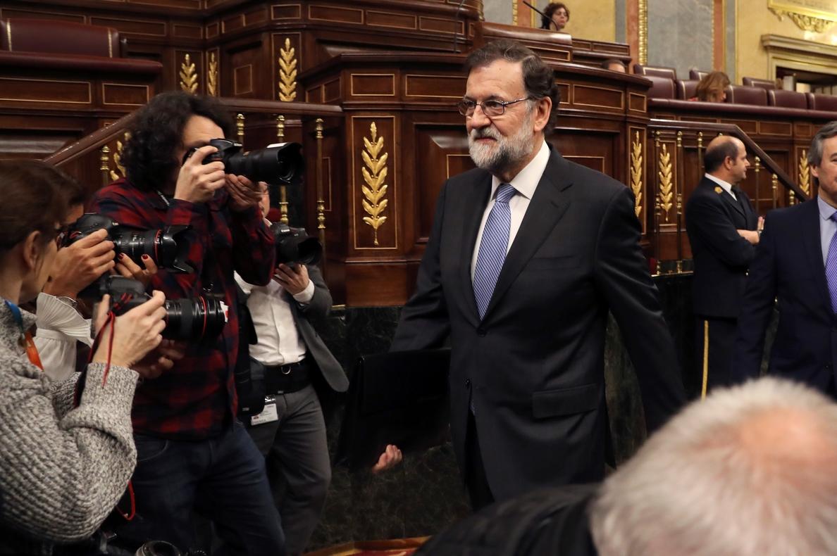Rajoy explica el miércoles su programa de pensiones cuestionado por la oposición