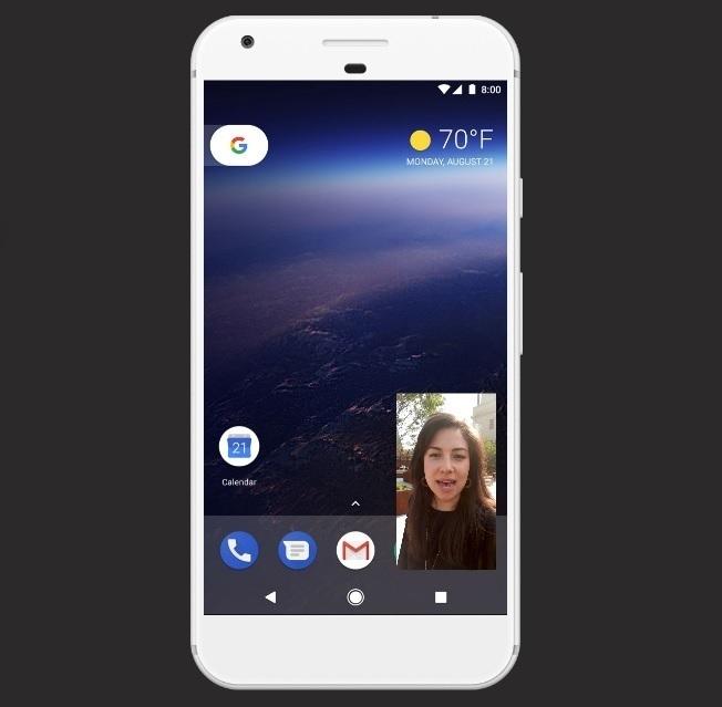 Android P introducirá un botón de ajustes para el modo »picture in picture»