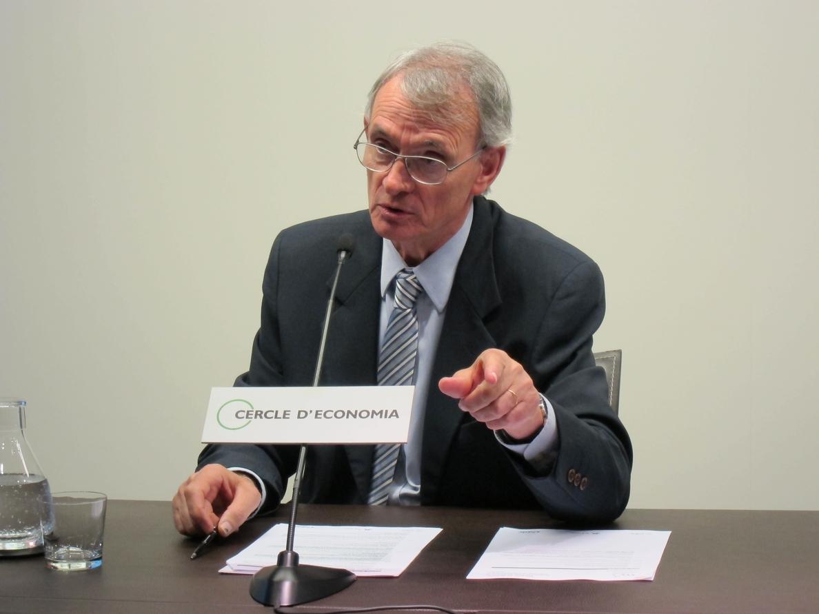 Antón Costas, nuevo presidente de la Fundación Círculo de Economía