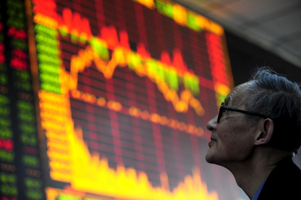 La Bolsa de Shanghái abre con una subida del 0,21 por ciento