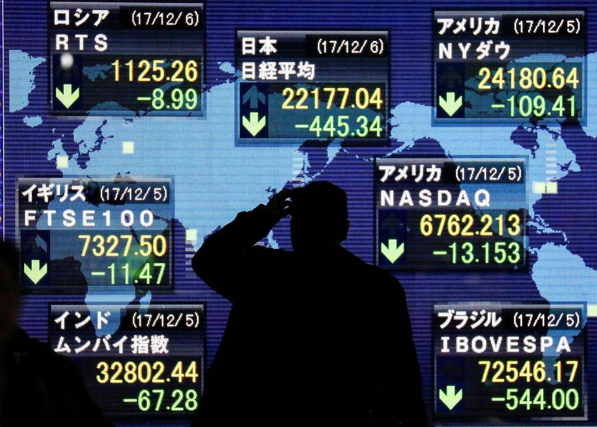 La Bolsa de Tokio sube un 1,66 por ciento en la apertura
