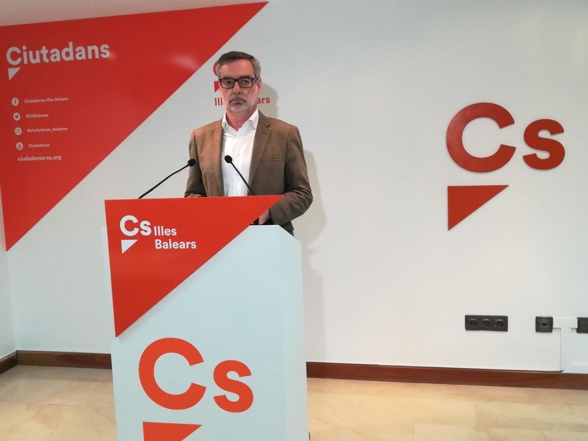Ciudadanos reclama «soluciones consensuadas» para el futuro de las pensiones y salir del debate partidista