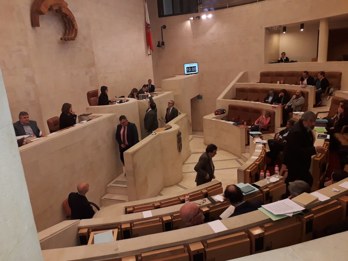 El Congreso dará mañana el primer paso para eliminar el aforamiento político a diputados autonómicos de Cantabria