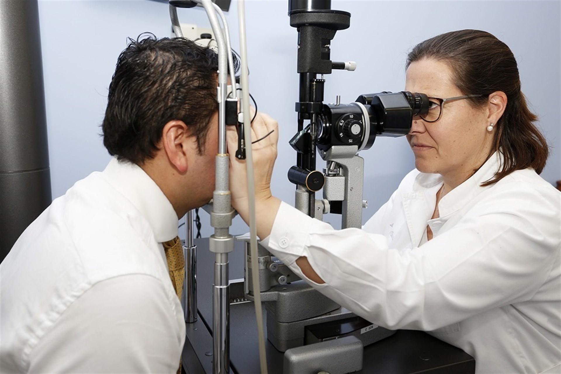 Las 25.000 personas diagnosticadas de glaucoma se pueden enfrentar a una ceguera total