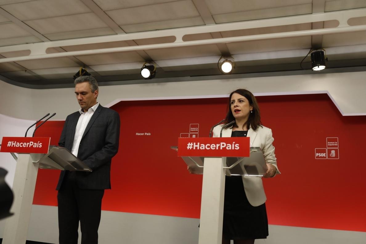 El PSOE tiene «pocas esperanzas» en las propuestas de Rajoy sobre pensiones