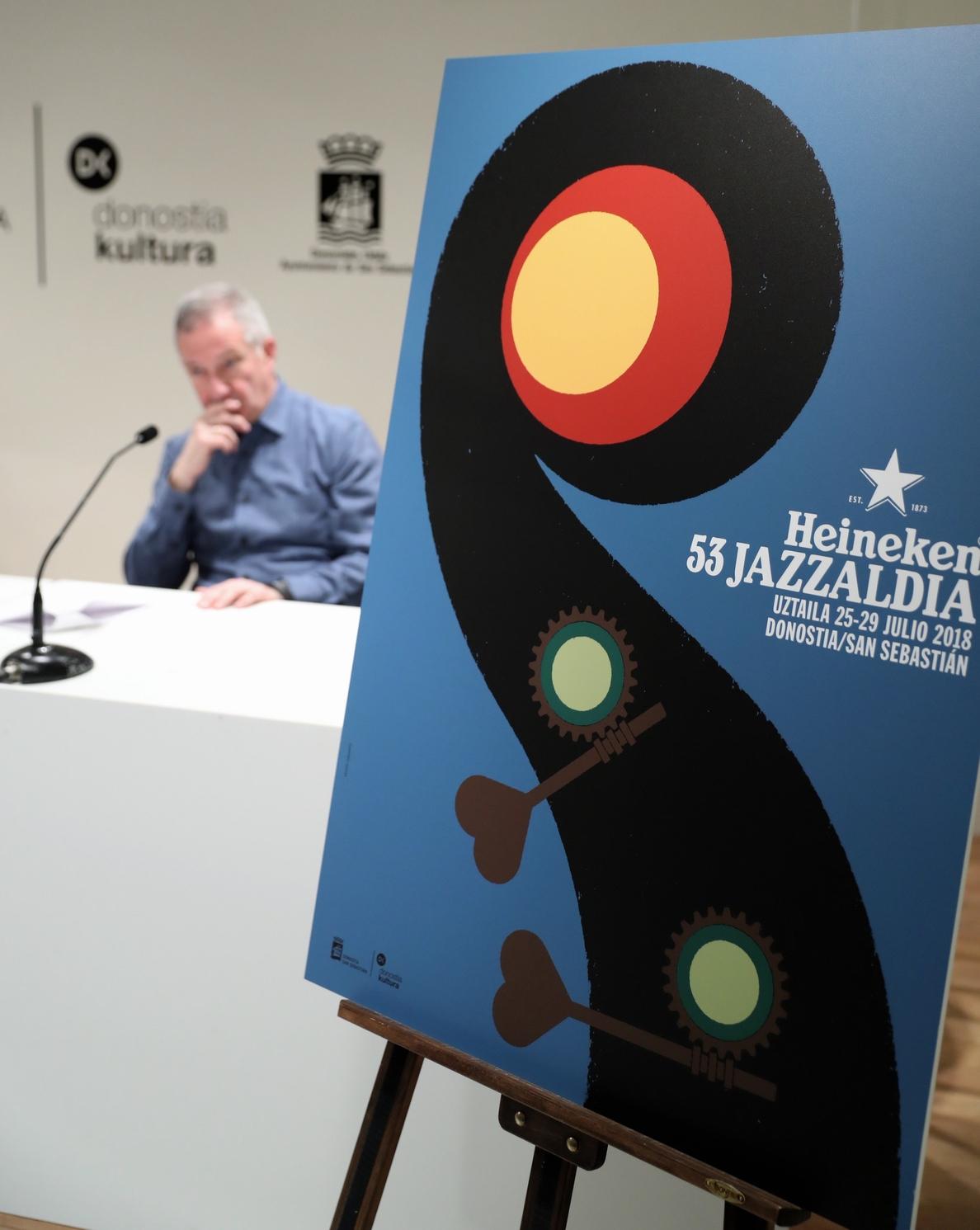 Yann Tiersen se suma al Jazzaldia de Donostia con un concierto el 29 de julio