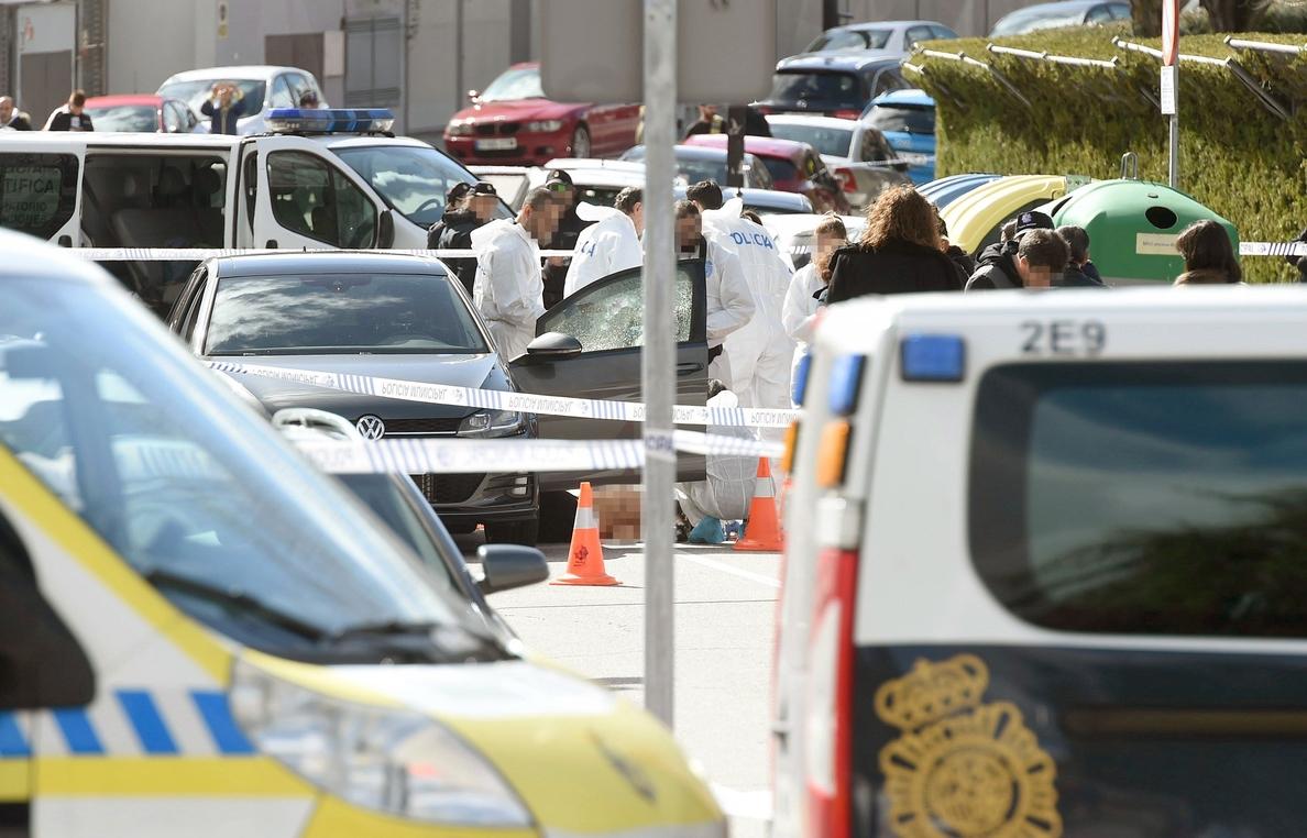 Dos hombres a bordo de una moto tirotearon a la víctima en Pozuelo de Alarcón (Madrid)