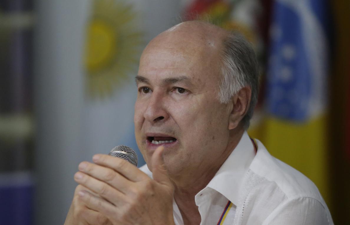 Colombia reconoce preocupación por presencia de crimen organizado mexicano