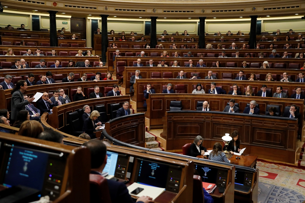 El Congreso debate hoy que las injurias al Rey y quemar banderas no sean delito
