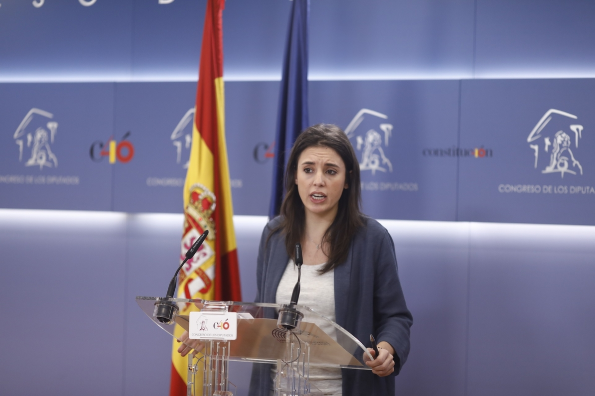 Podemos celebra la condena del TEDH a España porque demuestra que el Rey no está «por encima de la ley»