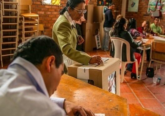 La Procuraduría de Colombia recibió más de 290 quejas tras la jornada electoral