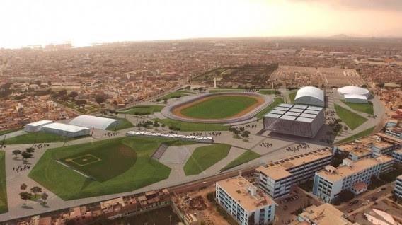 Sacyr construirá un polideportivo y un estadio en Lima para los juegos panamericanos por 44 millones