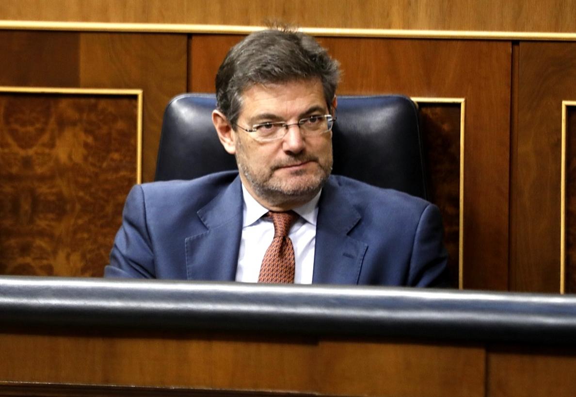 Catalá se burla de la «peregrinación» del PSOE al Valle de los Caídos cuando «no movieron una baldosa» desde el Gobierno