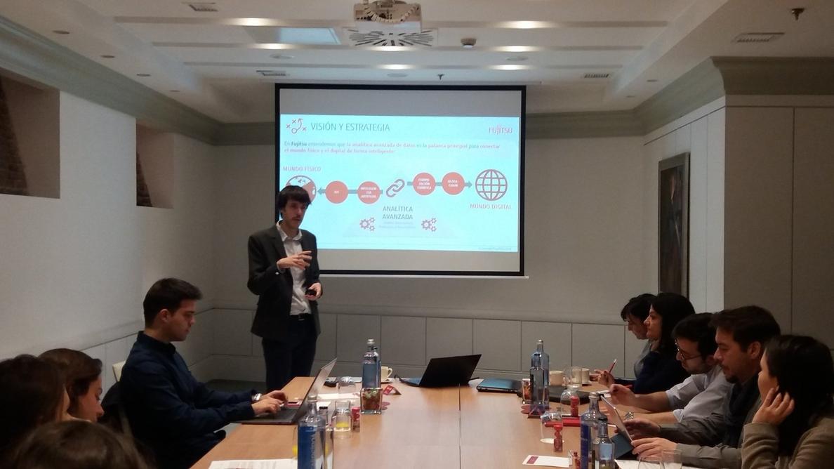 Fujitsu presenta su estrategia de Analítica Avanzada liderada desde un nuevo Centro de Excelencia implantado en Madrid
