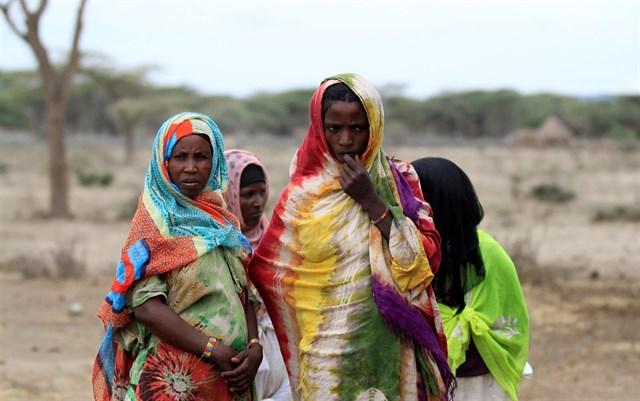 Etiopía necesita 1.600 millones de dólares para atender a siete millones de personas