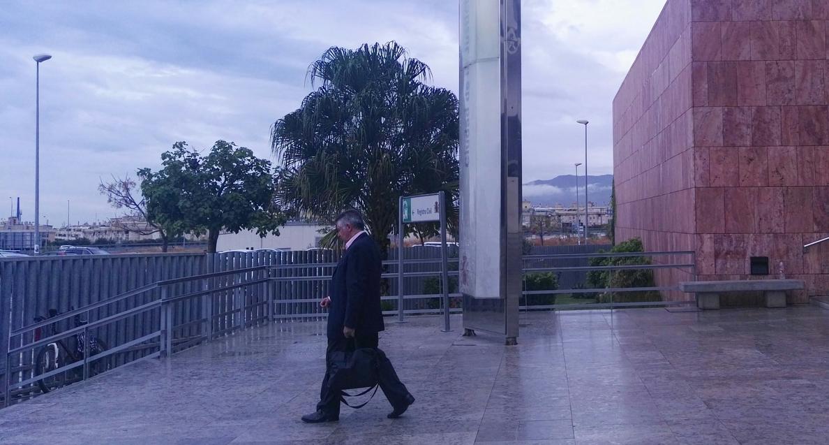 Juan Antonio Roca se encuentra ya en régimen de semilibertad tras casi 12 años en prisión