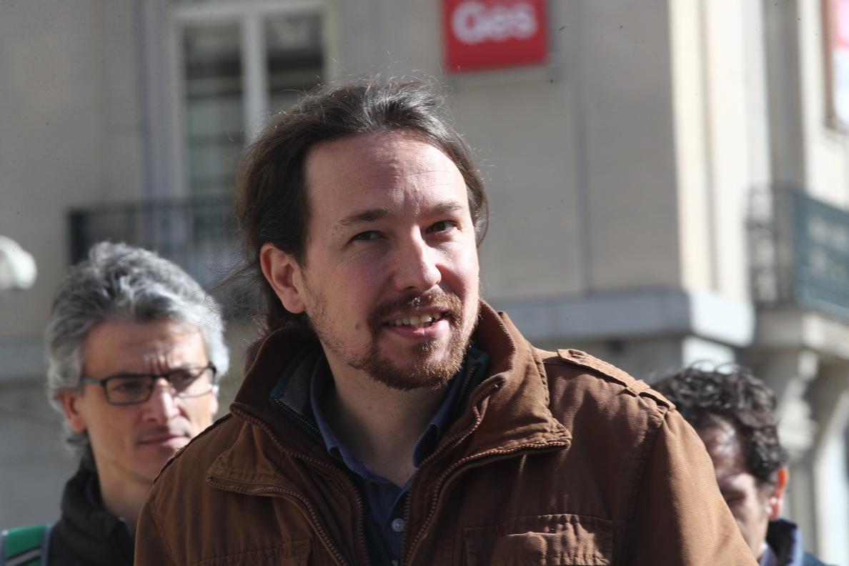 Pablo Iglesias hace rectificar a un diputado del PP que quiso corregirle una cita bíblica
