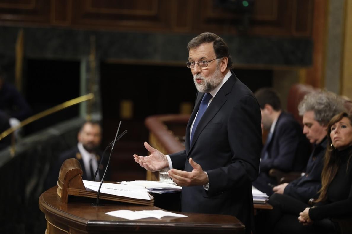 Rajoy entiende el enfado de pensionistas por la carta de Báñez y promete otra «más personal y menos dura»