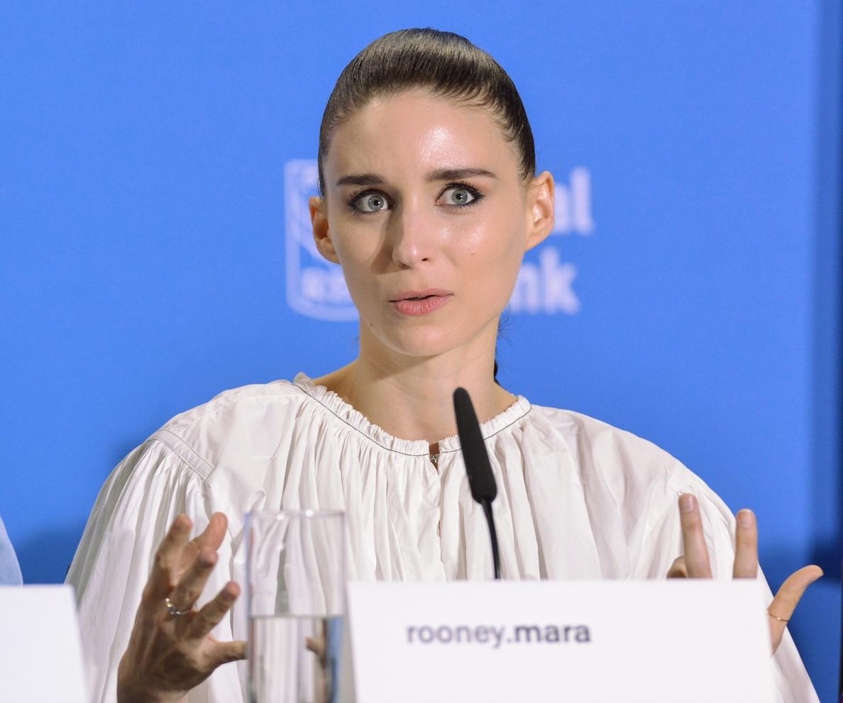 La actriz Rooney Mara redime a María Magdalena en su último filme